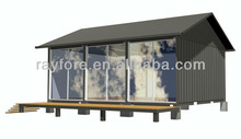 Easy installed modualr home container