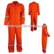 unisex white 100% cotton flame retardant uniform smocks