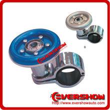 Universal blue color steering wheel knob ES5808