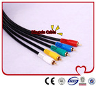5RCA-5RCA Audio and Video Cable