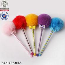 INTERWELL BPF287A High Quality Cute Plush Pen Kids New Cartoon Pen