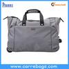 travel bag on wheels travel trolley bag