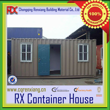 Movable and demountable portable elegent container house