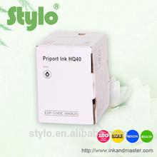 HQ40 ink for digital duplicator top quality