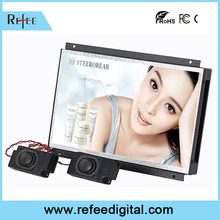 10 inch android 4.0 OS touch screen monitor advertisement