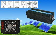 One Year Warranty 5000w/5kw Solar Converter dc ac 12v to 230v