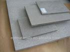fiber cement board for interior cladding