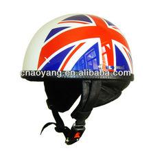 Half Face Novelty Motorcycle Helmet