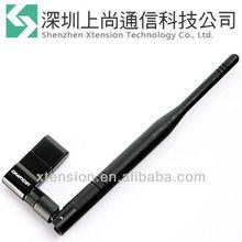 IEEE802.11b/g/n 300M Wireless WiFi USB 2.0 Network Adapter With External Antenna