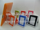 plastic colorful foldable holder stand for ipad