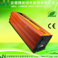 12V/24V/48V 6000W high frequency inverter ac to dc JN-H6000 high frequency sine wave inverter