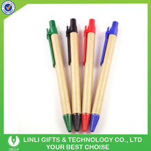 Hot Sales Promotional Paper Ball Pen