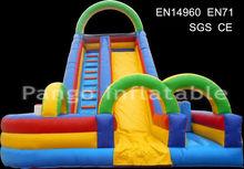 Adult Inflatable classic slide/water slide /australian standard inflatable
