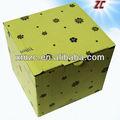 Venda quente presente de papelão ondulado caixa de embalagem para café caneca/copo caixa