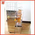 resistente máquina de fazer suco de laranja automática