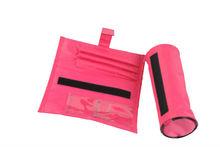 Multi-shaped Mei-Red Eyebrow Brush Bag