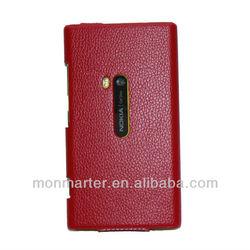 Lychee PU Flip Case Leather Case for Nokia Lumia 920