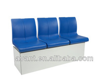 NBA,IAFF standard public sports games gymnasium seating,gym chair,audience seat for public area