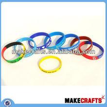 Gay Pride Silicone Bracelet Bear Pride Silicone silicone bands