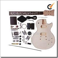 High Quality LP Style DIY electric guitar kits (EGR200A-W1)