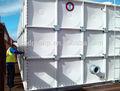 grad 1000l tanque plástico de água