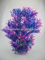 Balık pet akvaryum tankı cabomba dekoratif yapay plastik bitkiler