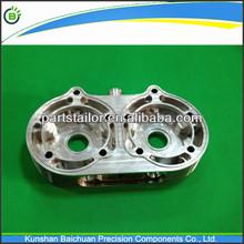 CNC engine cylinder cover