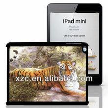 3D case for ipad air, case for ipad mini ,case for ipad2/3/4/5
