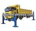 Heavy duty bus/lkw mobilen hebebühne