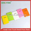sinotek 2014 creativa y la innovación de producto 10000 mah banco de potencia