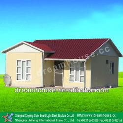 easy assemble prefab house
