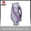 elegant Ladies Golf Staff Bag with simple design