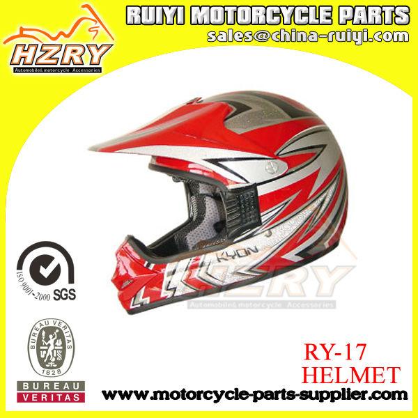 Motorcycle good quality DOT ECE free helmet