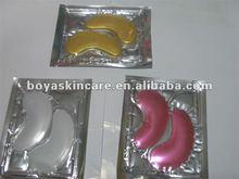 Peptides & Rose & Q10 eye mask for removing dark circle, anti-wrinkle