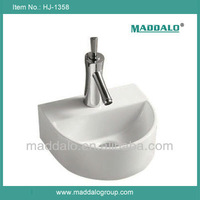 HJ-1358 Latest Style Bathroom Wash Basin / Mini Sink