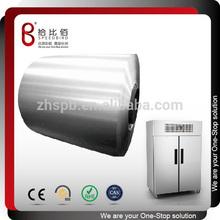 Speedbird ppgi color galvanized steel coils for Freezer cabinet
