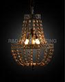 lampadari di legno antico diilluminazione cina fabbrica di vendita diretta