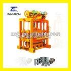 concrete block machine production line(QTJ4-40II)