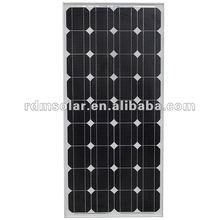 80W mono solar panel with TUV certificate