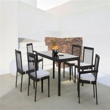 rattan dining chair formal dining room set