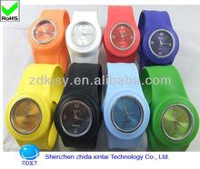 watches men alibaba china custom silicone slap watch bands
