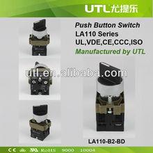LA110-B2-BD 240V Push Button Changeover Switch