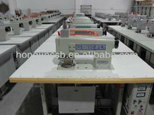Ultrasonic Sewing Machine for textile fabric HJ-60G model
