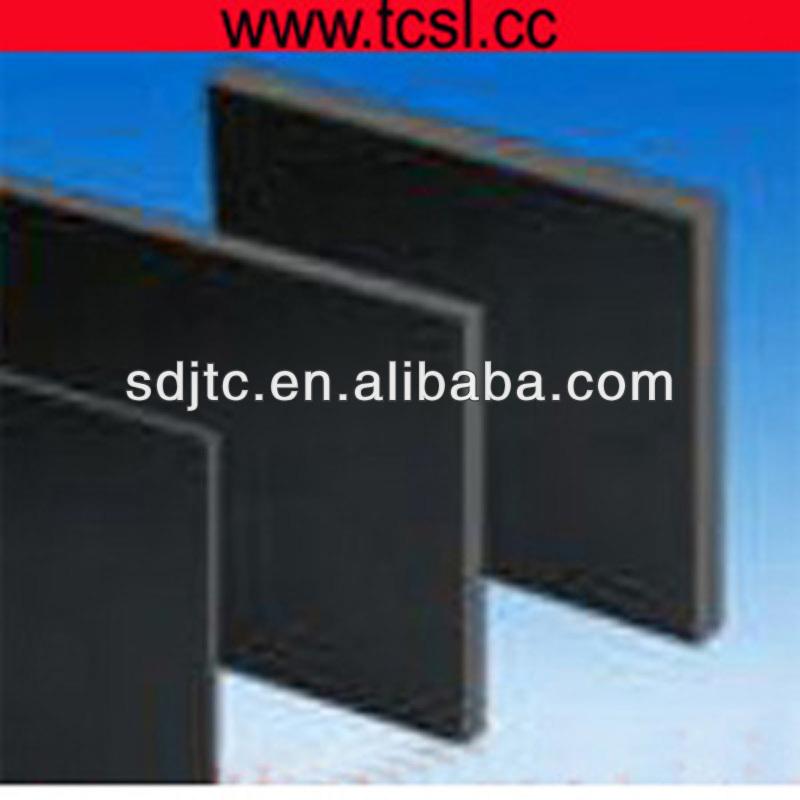 Tấm nhựa PVC màu đen