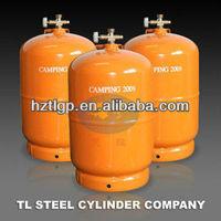 5 kg camping gas cylinder