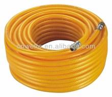 """Voight - 5/16"""" 8.5mm PVC high pressure spray hose power sprayer hose transparent braided hose for agriculture"""