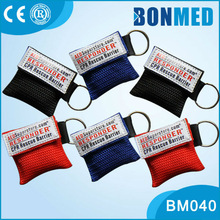 CPR keychains with customized logo / Low prices,high quality guarantee