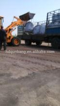 Modificado o mejorado paso como de la carpeta uesd de carbono de la industria y industria del aluminio