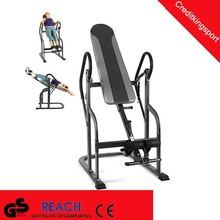 handstand motorize Inversion therapy machine Life Gear inversion table