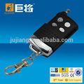 Simple cara a cara de radio duplicadora de control remoto, la puerta del garaje mando a distancia, aparato electrodoméstico duplicadora de control remoto
